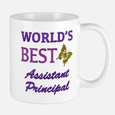 World's Best Assistant Principal (Butterfly) Mug