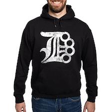 Detroit D Brass Knuckles Hoodie