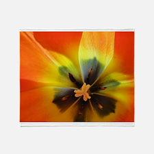Georgia Tulip Throw Blanket