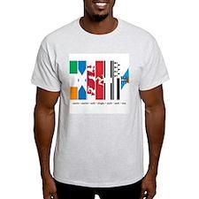 Seven Celtic Nations T-Shirt