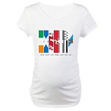Seven Celtic Nations Shirt