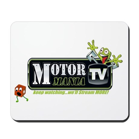 MotorManiac Mousepad