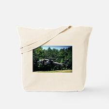 Blackhawk Touchdown Tote Bag