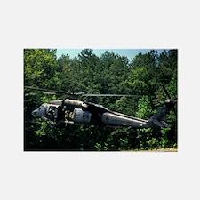 Blackhawk Touchdown Rectangle Magnet (100 pack)