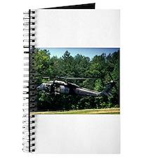 Blackhawk Touchdown Journal