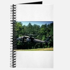 Blackhawk Touchdown Journal