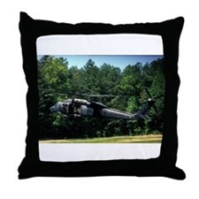 Blackhawk Touchdown Throw Pillow