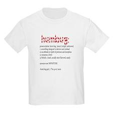 Humbug:  Kids T-Shirt