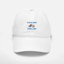 Ambulance Pride-Grandma Baseball Baseball Cap