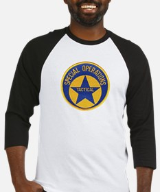 New Orleans PD Tactical Baseball Jersey