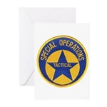 New Orleans PD Tactical Greeting Cards (Package of