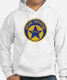 New Orleans PD Tactical Hoodie