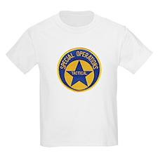 New Orleans PD Tactical Kids T-Shirt
