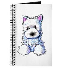Westie Pocket PUPPY Journal