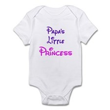 Twisted Imp Papas Little Princess Body Suit