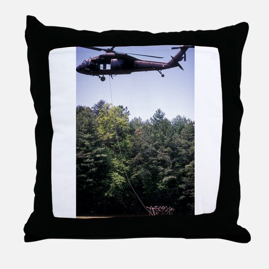 Pickup Throw Pillow