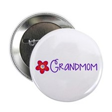 "My Fun Grandmom 2.25"" Button"