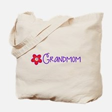 My Fun Grandmom Tote Bag