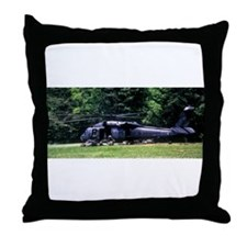 Squad Out Throw Pillow