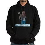 Walking Dead Full Moon Zombie Hoodie (dark)