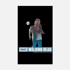 Walking Dead Full Moon Zombie Sticker (Rectangle)