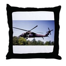 Treetop Flight Throw Pillow