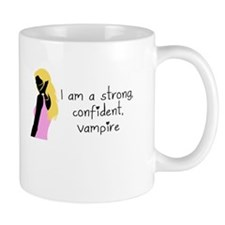 Strong Confident Vampire Mug Mug