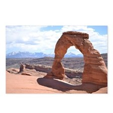 The Delicate Arch Postcards (Package of 8)