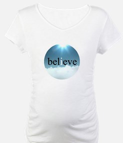 Inspirational Believe Quote Shirt