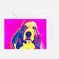 Basset Hound Dog Lover Birthday