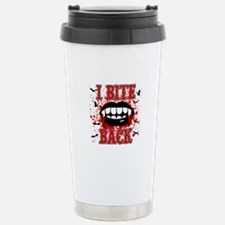 I Bite Back Travel Mug