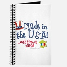 Made in the USA with French Parts Journal