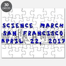 Science March San Francisco Bay Area Puzzle