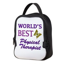 World's Best Physical Therapist (Butterfly) Neopre