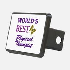 World's Best Physical Therapist (Butterfly) Rectan