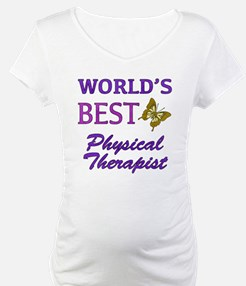 World's Best Physical Therapist (Butterfly) Matern