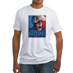 Walking Dead Abandon Hope Fitted T-Shirt