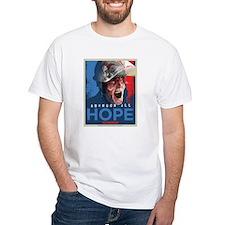 Walking Dead Abandon Hope Shirt