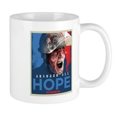 Walking Dead Abandon Hope Mug