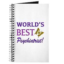 World's Best Psychiatrist (Butterfly) Journal