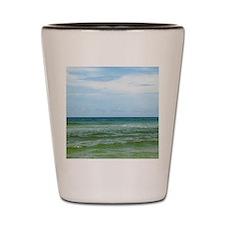 Gulf of Mexico Shot Glass