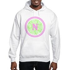 Paisley Hoodie Sweatshirt