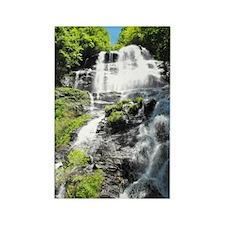 Amicalola Falls in North Georgia Rectangle Magnet