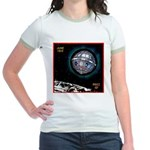 Munchhausen's Interstellar Jr. Ringer T-Shirt