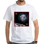 Munchhausen's Interstellar White T-Shirt