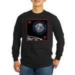Munchhausen's Interstellar Long Sleeve Dark T-Shir