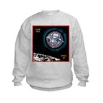 Munchhausen's Interstellar Kids Sweatshirt