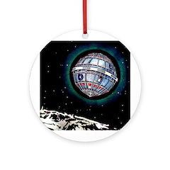 Munchhausen's Interstellar Ornament (Round)