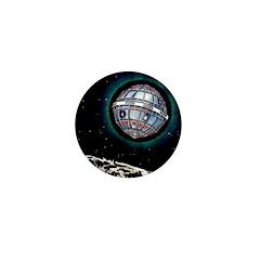 Munchhausen's Interstellar Mini Button (10 pack)