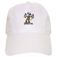 Baseball Capitalist Tool Baseball Cap